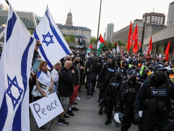 LEVY: Attacks against Canadian Jews soar in May