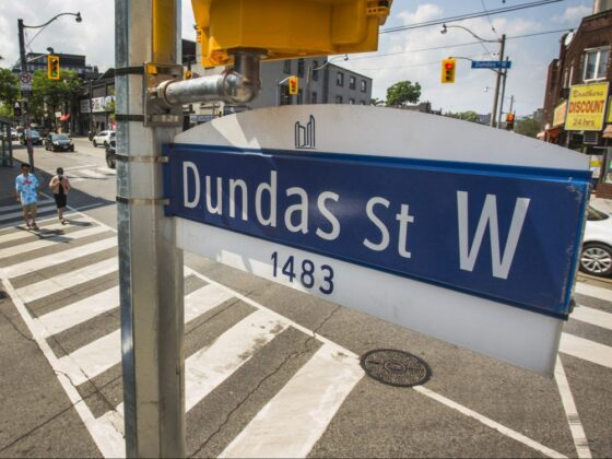 LEVY: Is Dundas St. to become the new Woke Way?